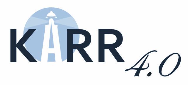 Les éditions KARR 4.0 Logo